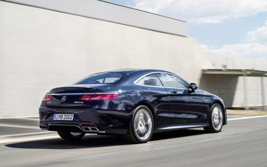 Mercedes S65 AMG V12 Coupe