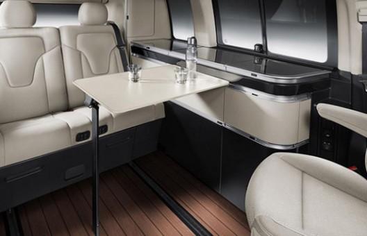 Mercedes V-Class Marco Polo Edition
