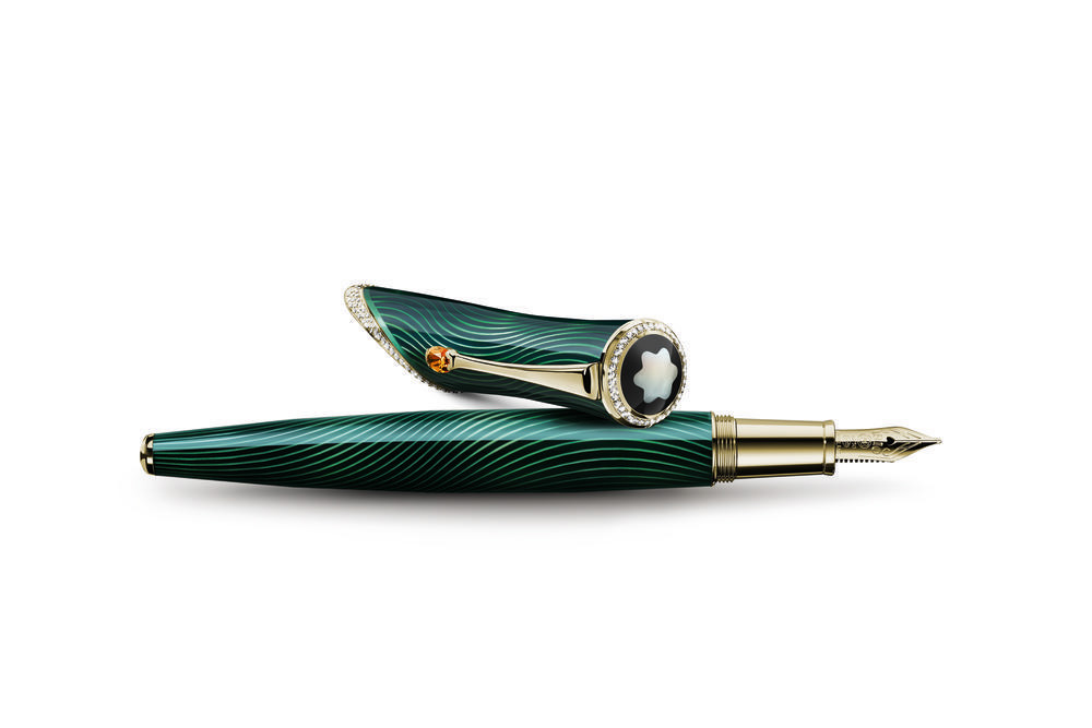 The Montblanc Rita Hayworth Limited Edition 46 – A Tribute Pen For Hollywood's Love Goddess