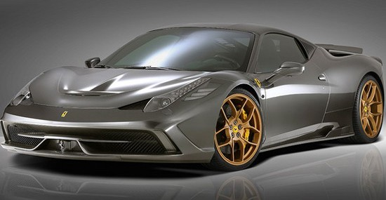 Novitec Rosso has enriched its offer with another tuning package for another Ferrari