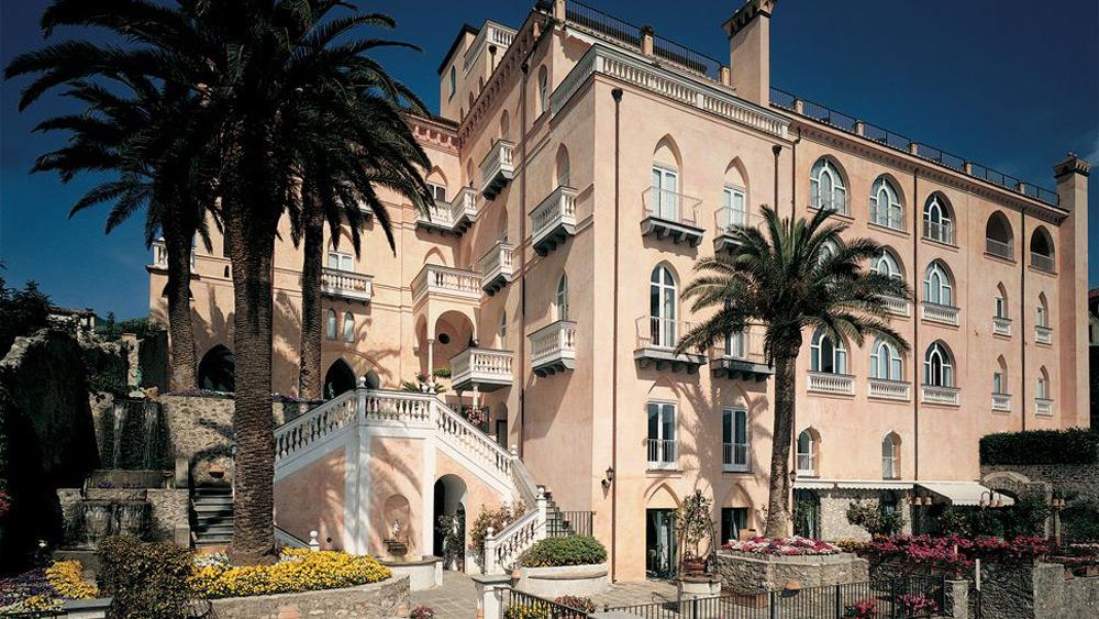 Palazzo Avino - Deluxe Hotel on Italy's famed Amalfi coast