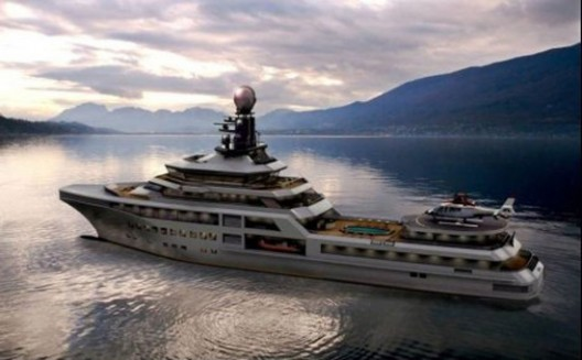 Palmer Johnson World - The Most Luxury Yacht