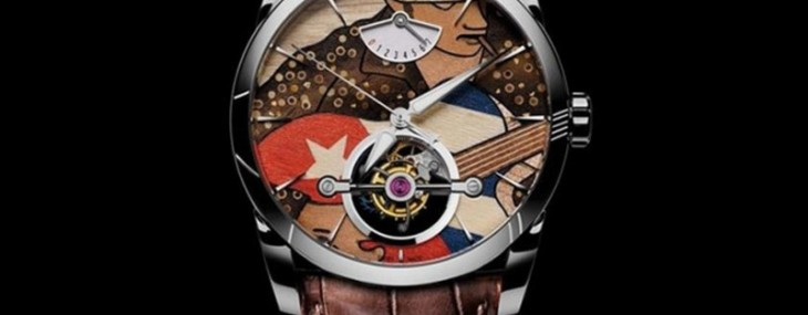 Parmigiani Fleurier Celebrates Montreux Jazz Festival With Unique Tonda Mambo Watch