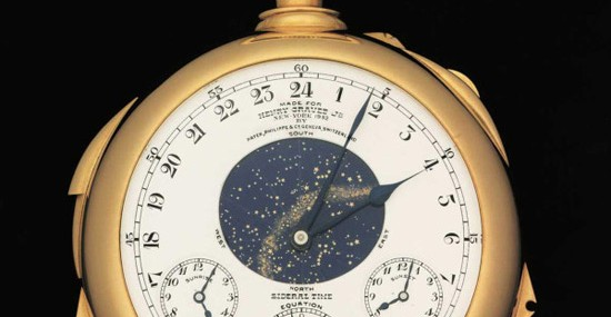 Patek Philippe's Henry Graves Supercomplication Could Fetch $17 Millionat Sotheby's