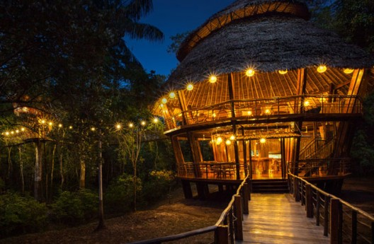 Explore Wonders of the Peruvian Amazon with Rainforest Cruises' Treehouse Lodge Package Tour