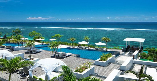 Samabe Bali Villas & Suites is a paradise on earth