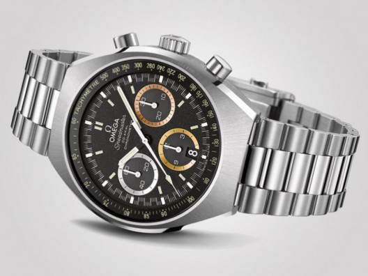 """Omega releases special edition Speedmaster Mark II """"Rio 2016?watch to celebrate the upcoming summer Olympics"""
