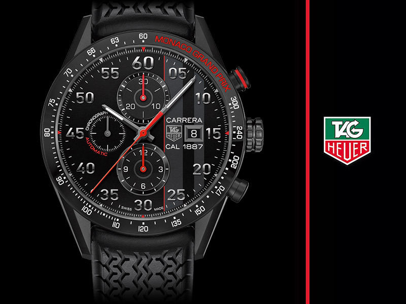 Images of Tag Heuer Carrera Watches Tag Heuer Carrera Monaco Grand