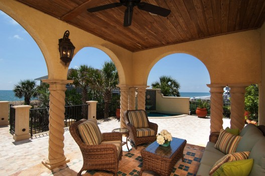 Grand Estates Auction Company will present this incredible beach front gem of DeBordieu Colony for live auction on Tuesday, August 5th.