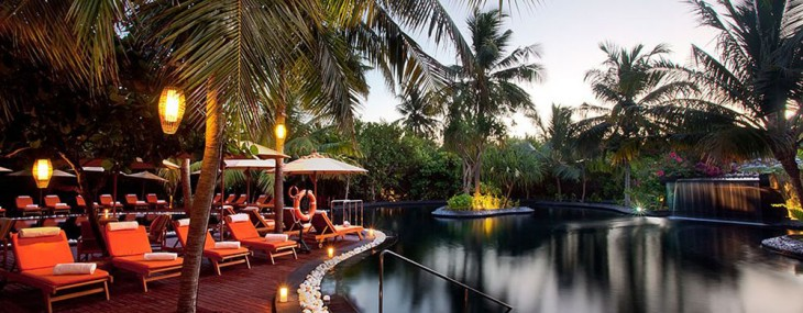 The Sun Siyam Iru Fushi - a 5-star luxury resort in Maldives