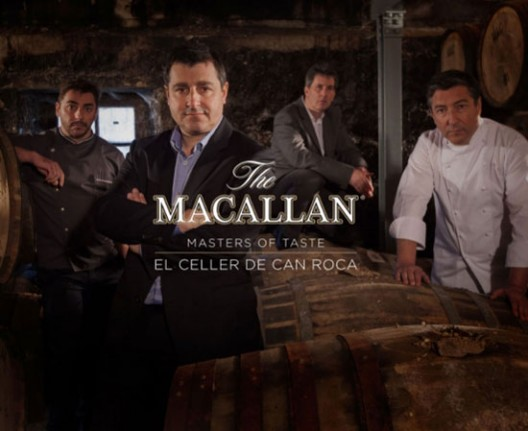The Ultimate Dinner with The Macallan & Roca