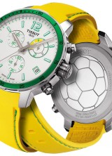 Tissot Chrono Quickster Football Watch