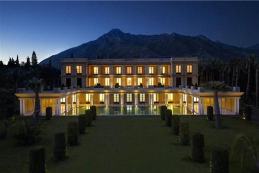 Spain's Toriva Villa on Sale for $43,5 Million