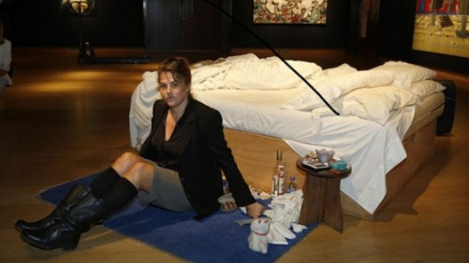 Tracey Emin's Dirty Bed Sold for £2.2 Million at Auction