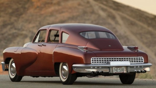 Luxury American Classic Car Tucker 48 At Auction