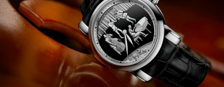 Ulysse Nardin The Jazz Minute Repeater