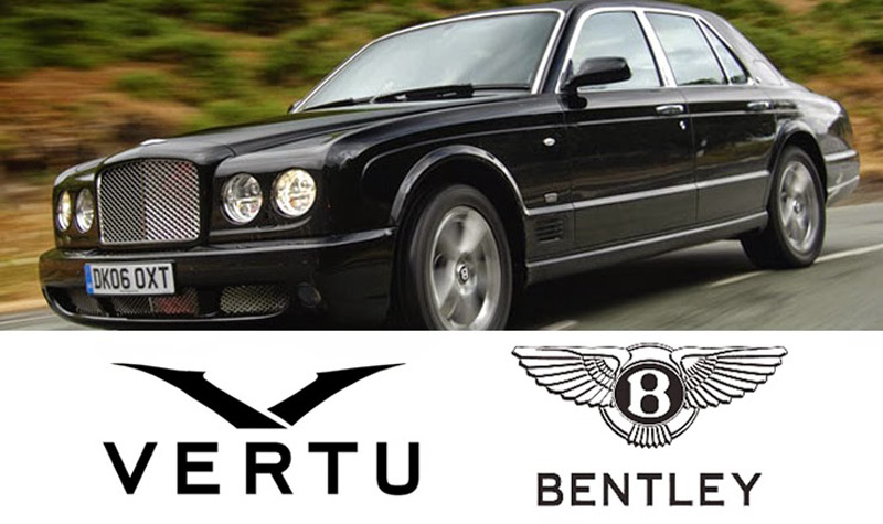First Vertu for Bentley Phone Comes in October