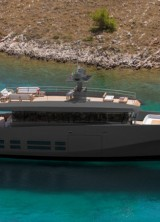 New WallyKokoNut Yacht Available for Mediterranean Charter