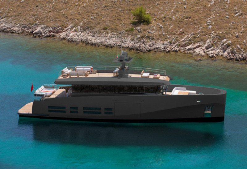 New Yacht WallyKokoNut Now Available For Charter In Corsica And Sardinia