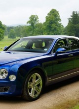 Bentley Mulsanne Speed At Paris Motor Show