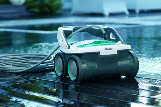 iRobot Mirra 530 - Fantastic Robotic Pool Cleaner
