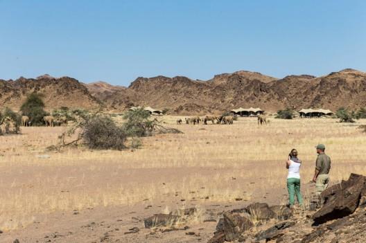 Namibia Family Fly-in Safari