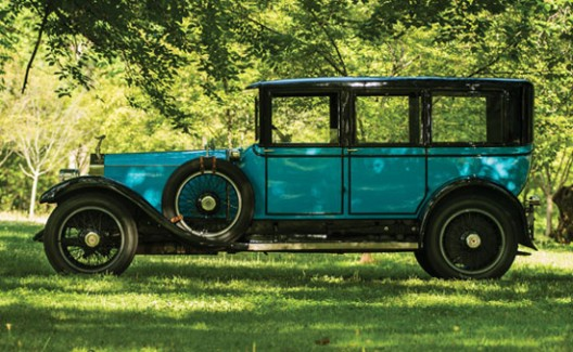 "Rolls-Royce Used in ""Boardwalk Empire"" at Auctions America Auburn Fall Sale"