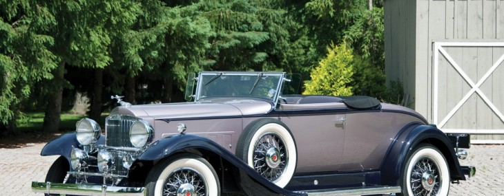 1932 Packard 902 Coupe Roadster at Auctions America's Auburn Fall Sale