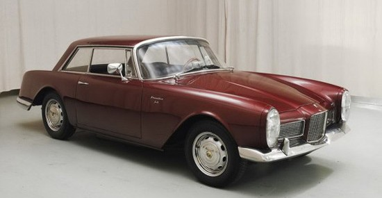 1962 Facel Vega Facellia Coupe On Sale