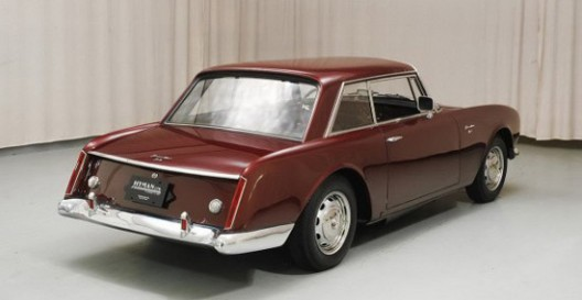 1962 Facel Vega Facellia Coupe On Sale - eXtravaganzi