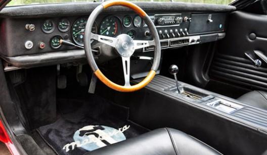 Rare And Unique 1969 De Tomaso Mangusta Is On Offer