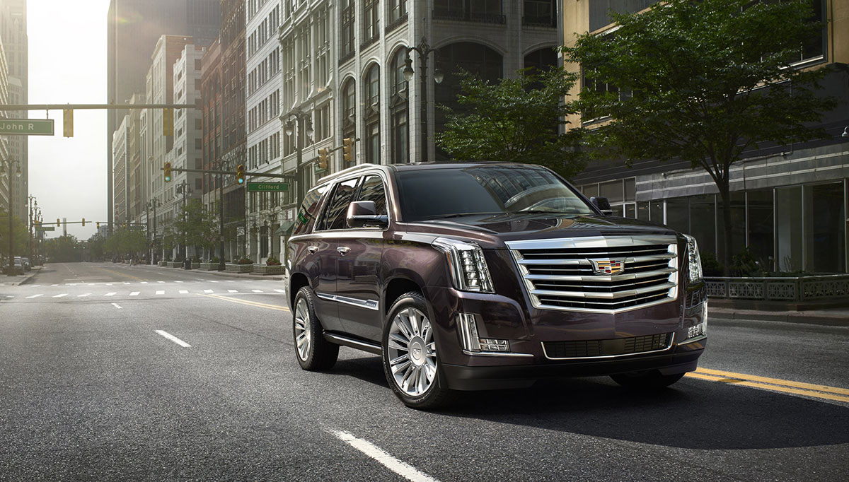 The range-topping Platinum version of the latest Cadillac Escalade has been revealed, and will join the rest of the 2015 Escalade range in showrooms in the fourth quarter of the year