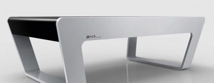 247 Billiards Table Designed By Porsche Design Studio