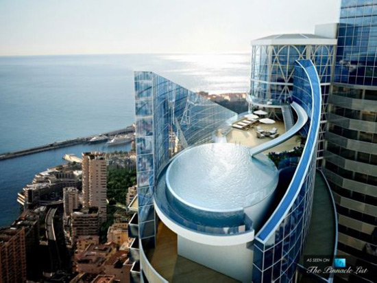 $400 Million Penthouse in Monaco - World's Most Expensive