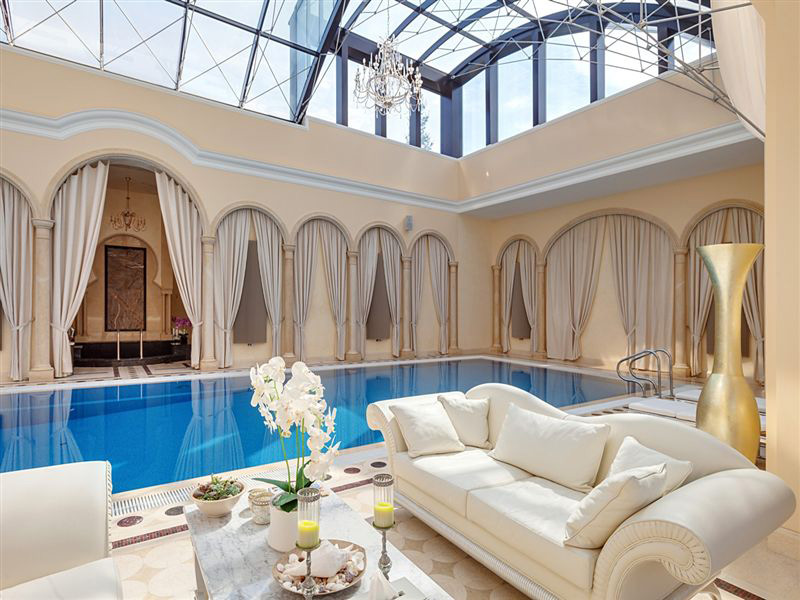 80 Million 27 000 Square Foot Mega Mansion In Russia