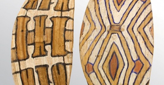 Two Rare Aboriginal Shields Fetched $23,000 Each at Auction
