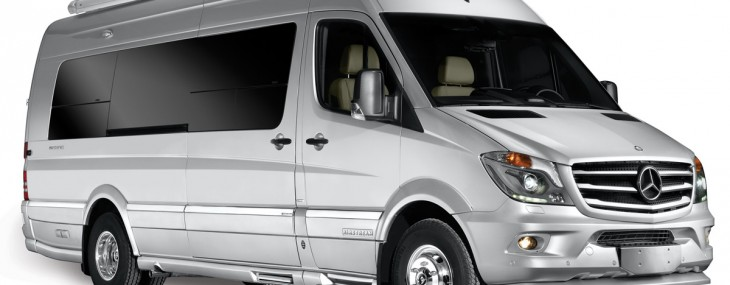 Airstream Announces New 24-Foot Mercedes Touring Coach Just in Time for Your Next Road Adventure