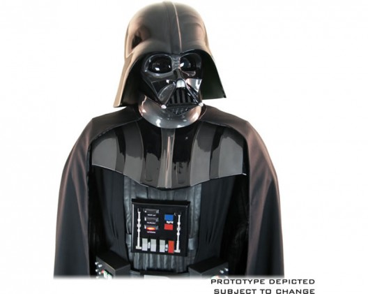 Anovos' Darth Vader Wearable Costume