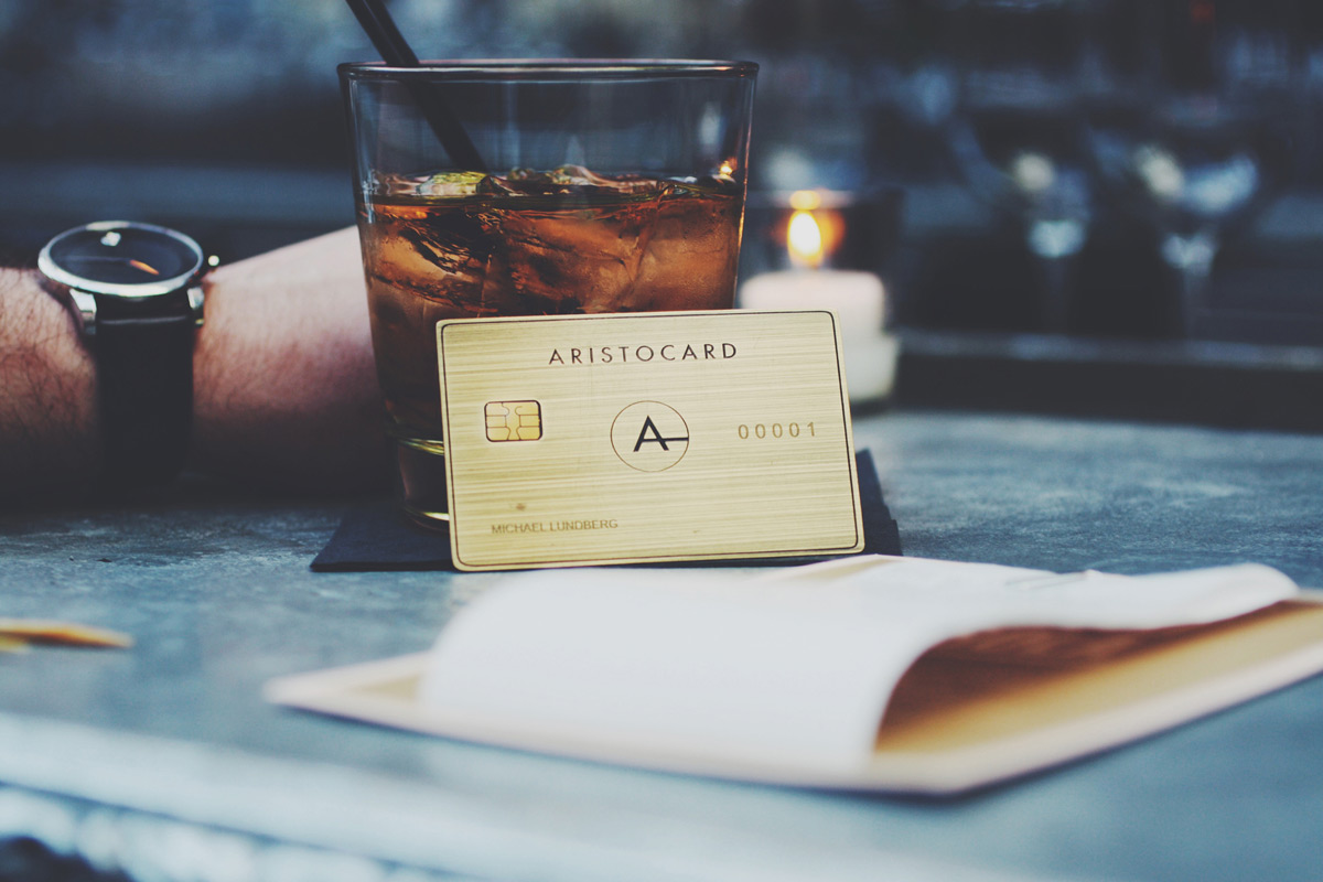 Aristocard Reinvents the Credit Card With An Uber-Exclusive Social Club