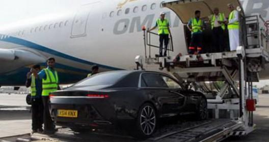 New Aston Martin Lagonda