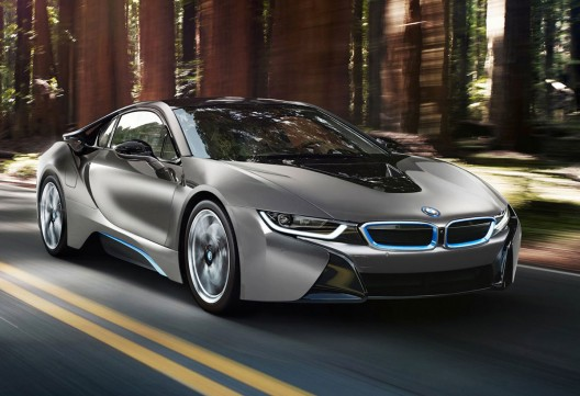 BMW i8 Concours d'Elegance Edition Sold For $825,000
