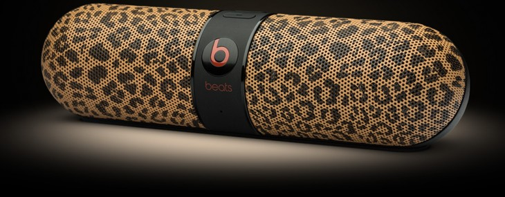 "ColorWare Beats Pill ""Safari"" - Limited Edition"