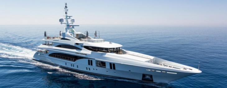 Benetti Ocean Paradise - The Largest Yacht at Cannes Yachting Festival