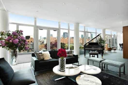 Beyonce Looking at a $21.5 Million Penthouse