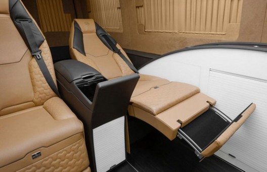 Luxury Brabus Sprinter Business Lounge
