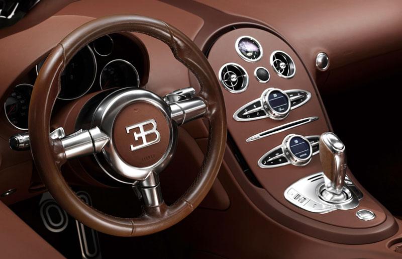 million bugatti veyron ettore bugatti special edition extravaganzi. Black Bedroom Furniture Sets. Home Design Ideas