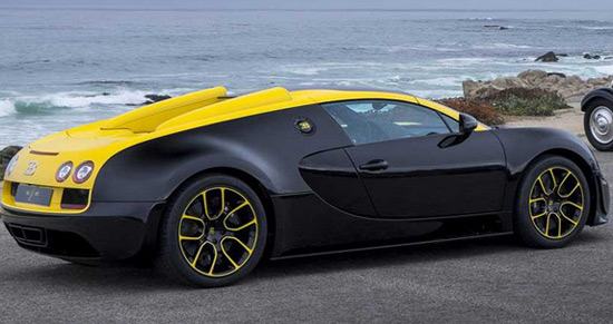 bugatti veyron grand sport vitesse 1 of 1 extravaganzi. Black Bedroom Furniture Sets. Home Design Ideas