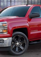 Chevrolet Silverado Rally Edition