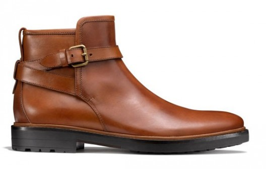 The US luxury lifestyle brand Coach, under new creative director Stuart Vevers, has unveiled its first-ever men's footwear collection for Fall 2014.