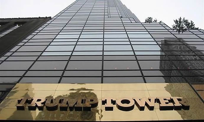 Donald Trump Launches Luxury Hotel in Mumbai - eXtravaganzi